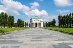 Mausoleo de Bela Rosin Imagem de Stock Royalty Free