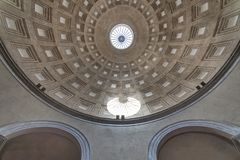 Mausoleo de Bela Rosin, Turin, Italie photographie stock libre de droits