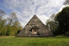 Mausoleo de Blickling Imágenes de archivo libres de regalías