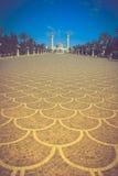 Mausoleo de Habib Bourgiba en Monastir, Túnez Fotos de archivo