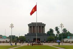 Mausoleo de Ho Chi Min Imagen de archivo libre de regalías