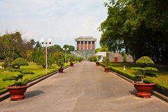 Mausoleo de Ho Chi Minh Fotos de archivo