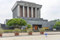 Mausoleo de Ho Chi Minh Foto de archivo