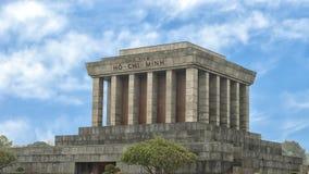 Mausoleo de Ho Chi Minh, Hanoi, Vietnam fotos de archivo