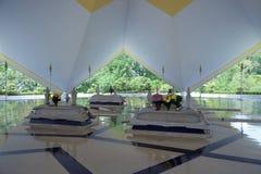 Mausoleo de los héroes nacionales Fotografía de archivo
