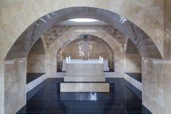 Mausoleo de los khans de Kazán en Kazán el Kremlin Fotografía de archivo libre de regalías