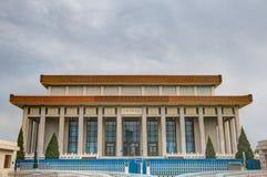 Mausoleo de Mao Zedong Fotos de archivo libres de regalías
