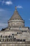 Mausoleo de Marasesti Foto de archivo