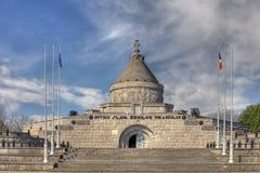 Mausoleo de Marasesti Imagenes de archivo
