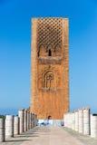 Mausoleo de Mohammed V en Rabat, Marruecos Enumerado en los lugares del patrimonio mundial de la UNESCO Fotos de archivo libres de regalías