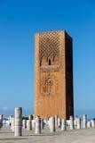 Mausoleo de Mohammed V en Rabat, Marruecos Enumerado en los lugares del patrimonio mundial de la UNESCO Imágenes de archivo libres de regalías
