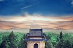 Mausoleo de Sun Yat-sen Fotografía de archivo libre de regalías