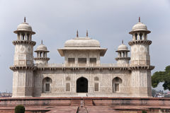 Mausoleo de Taj del bebé de Agra foto de archivo