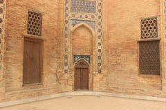 Mausoleo de Timur Lenk Foto de archivo libre de regalías