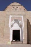 Mausoleo de Uzbekistán Rukhabad en Samarkand imagen de archivo libre de regalías