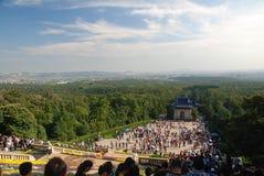 Mausoleo dei Yat-Sen di Dott. Sun Immagine Stock Libera da Diritti