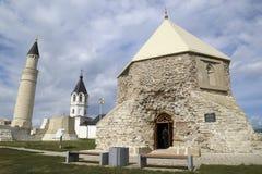 Mausoleo del este de la ciudad antigua de Bolgar, Rusia imagenes de archivo
