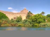 Mausoleo di Agha Khan, Egitto Immagini Stock Libere da Diritti