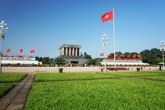 Mausoleo di Ho Chi Min Fotografia Stock