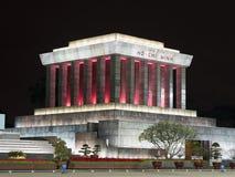 Mausoleo di Ho Chi Min a Hanoi, Vietnam Immagini Stock