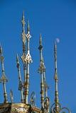 Mausoleo di Mohammed V Immagine Stock Libera da Diritti
