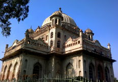 Mausoleo di Nawab fotografia stock libera da diritti