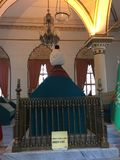 Mausoleo di Orhan Gazi Immagini Stock Libere da Diritti