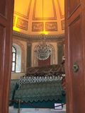 Mausoleo di Osman Gazi Fotografia Stock