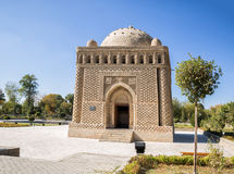 Mausoleo di Samanid Fotografie Stock Libere da Diritti