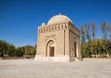 Mausoleo di Samanid Immagine Stock