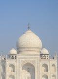 Mausoleo di Taj Mahal a Agra, India Immagini Stock Libere da Diritti
