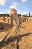 Mausoleo di Yeddi Gumbaz immagine stock libera da diritti
