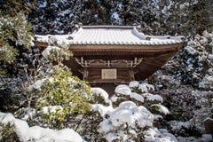 Mausoleo di Zuihoden a Sendai, Giappone immagine stock