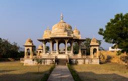 Mausoleo en Jaipur Fotos de archivo libres de regalías