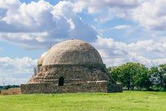 Mausoleo nordico in Bolghar fotografia stock
