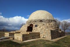 Mausoleo nordico nel Tatarstan, Russia fotografia stock libera da diritti