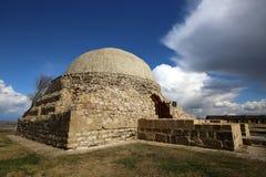 Mausoleo nordico nella Museo-riserva storica ed architettonica bulgara dello stato immagini stock libere da diritti