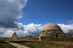 Mausoleo nordico nella Museo-riserva storica ed architettonica bulgara dello stato immagine stock libera da diritti