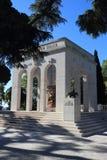 Mausoleo Ossario Garibaldino Royalty Free Stock Photography