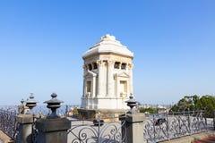 Mausoleo per Diego de Pinte, Orotava, Tenerife Fotografia Stock Libera da Diritti