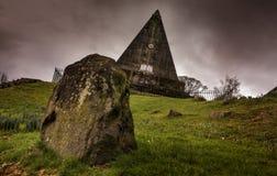 Mausoleo a Stirling fotografie stock