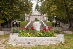 Mausoleu de Soveja Fotografia de Stock Royalty Free