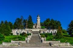 Mausoleul Eroilor 图库摄影