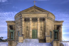 Mausoleum stockfotografie