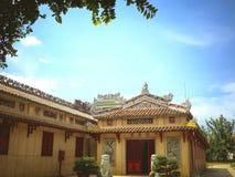 mausoleum Royaltyfria Foton