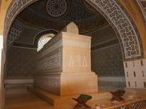 Mausoleum of Al-Hakim al-Termezi, Uzbekistan. Royalty Free Stock Images