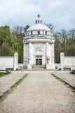 Mausoleum of The Andrassy family near castle Krasna Horka Royalty Free Stock Photography