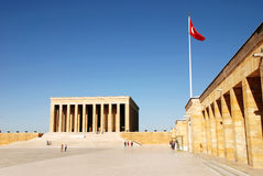 Mausoleum of Ataturk Stock Photos