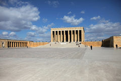 Ankara, Mausoleum of Ataturk - Turkey Stock Images