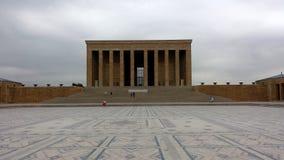 Mausoleum of Ataturk in Turkey Stock Photo